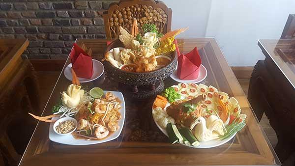 Kin Kao Thai Restaurant London
